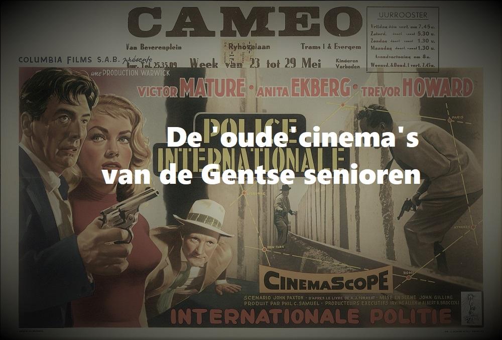 De oude cinema's van de Gentse senioren