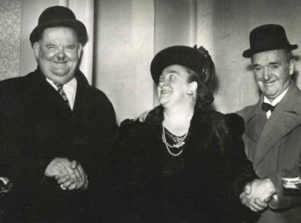 Hélène Maréchal, ooit vedette van het volkse cabaret