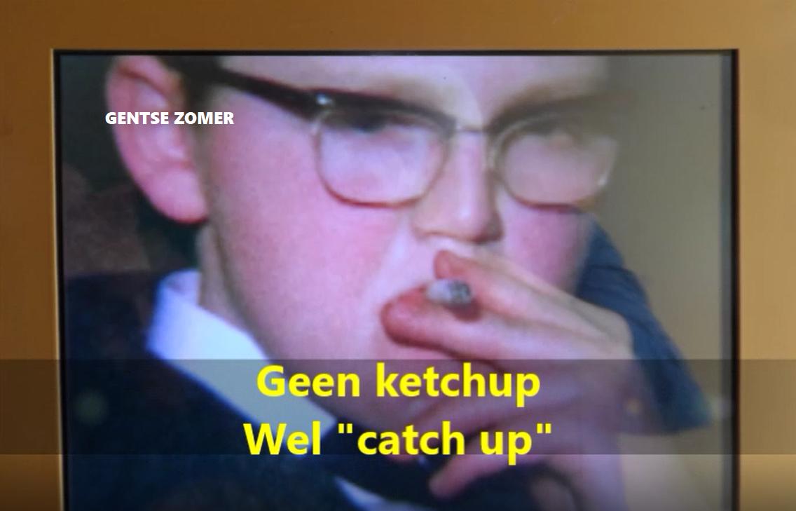 GENTSE ZOMER –'Catch up'