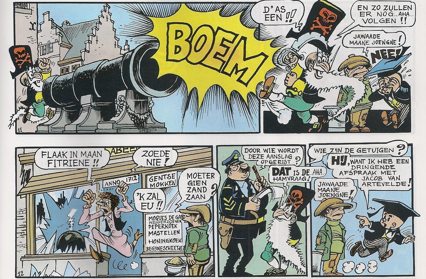 De bom van Boema