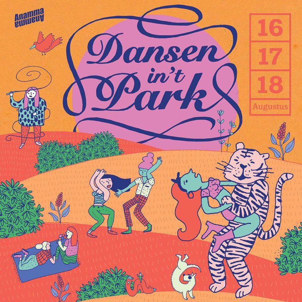 Dansen in 't park 2019