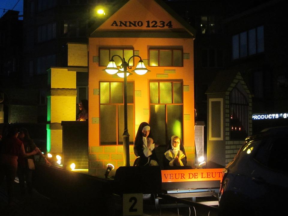Ledeberg Lichtstoet - pic Tania De Mulder
