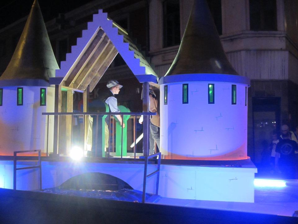 Lichtstoet Ledebergse Feesten 2019