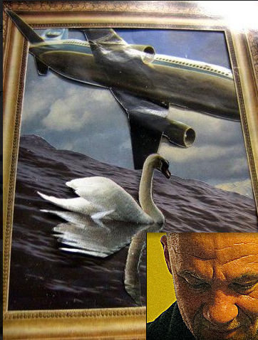 Magritte en Hergé leven nog in de Cité