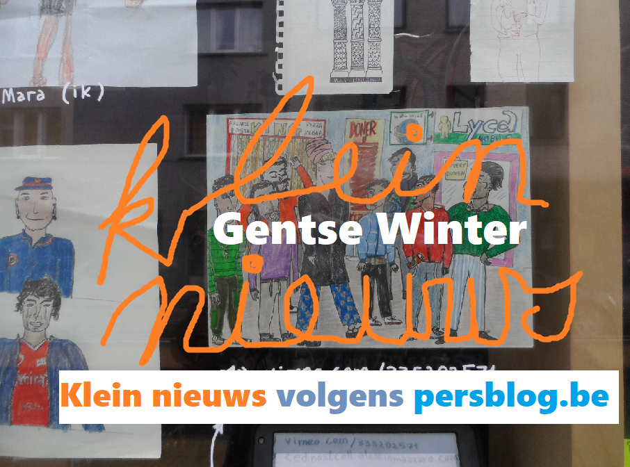 "GENTSE WINTER – ""Everybody poops"""