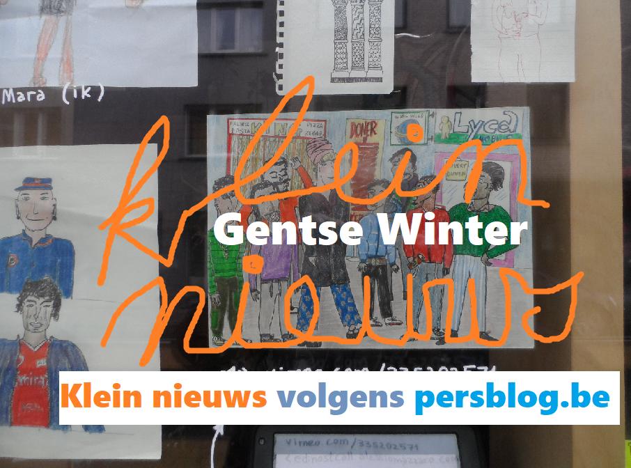 """GENTSE WINTER – """"Everybody poops"""""""