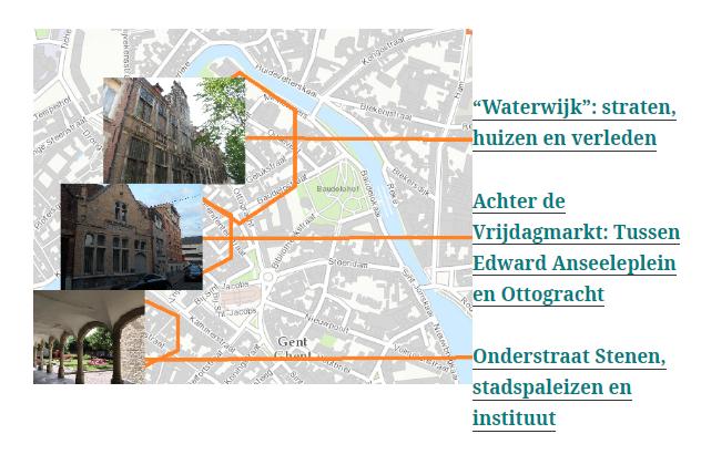 Wijk op de kaart: Gent-Noord-West