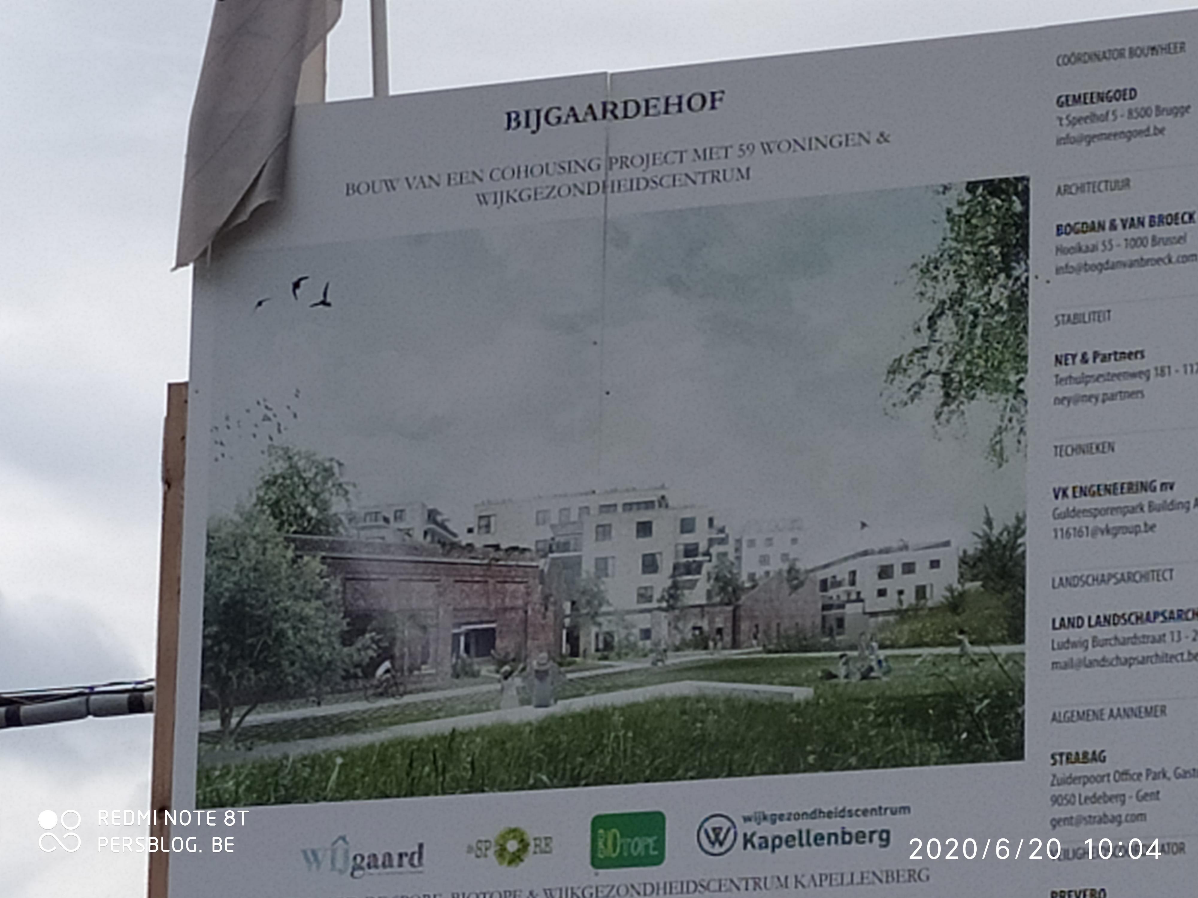 Nijverheidstraat -Dendermondsesteenweg - Bijgaardepark - Sint-Amandsberg IMG_20200620_100410 (1)