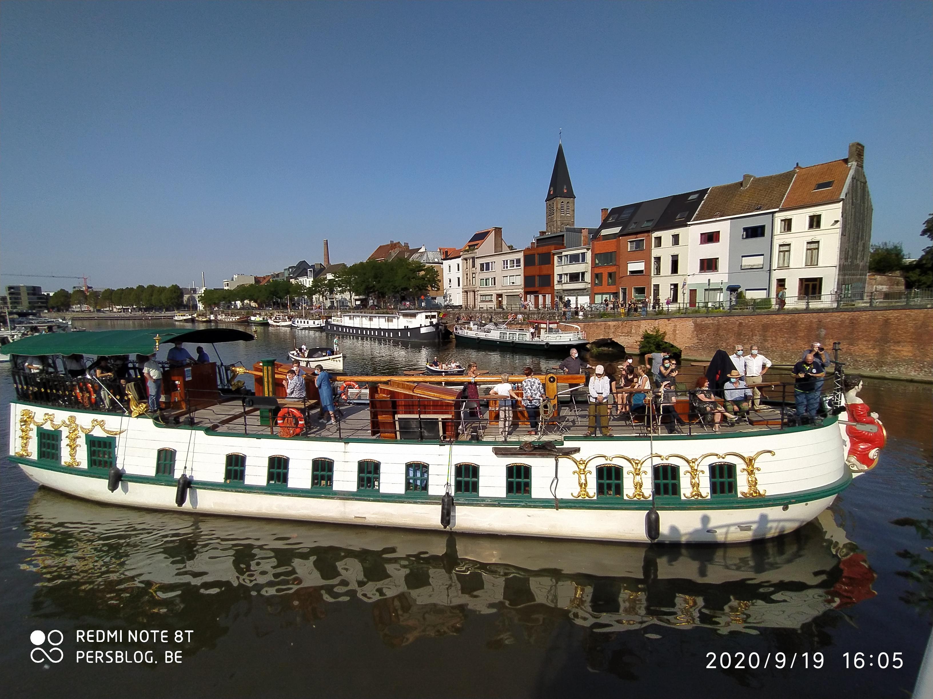 De Bargie – Voorloper van de trein tussen Gent en Brugge