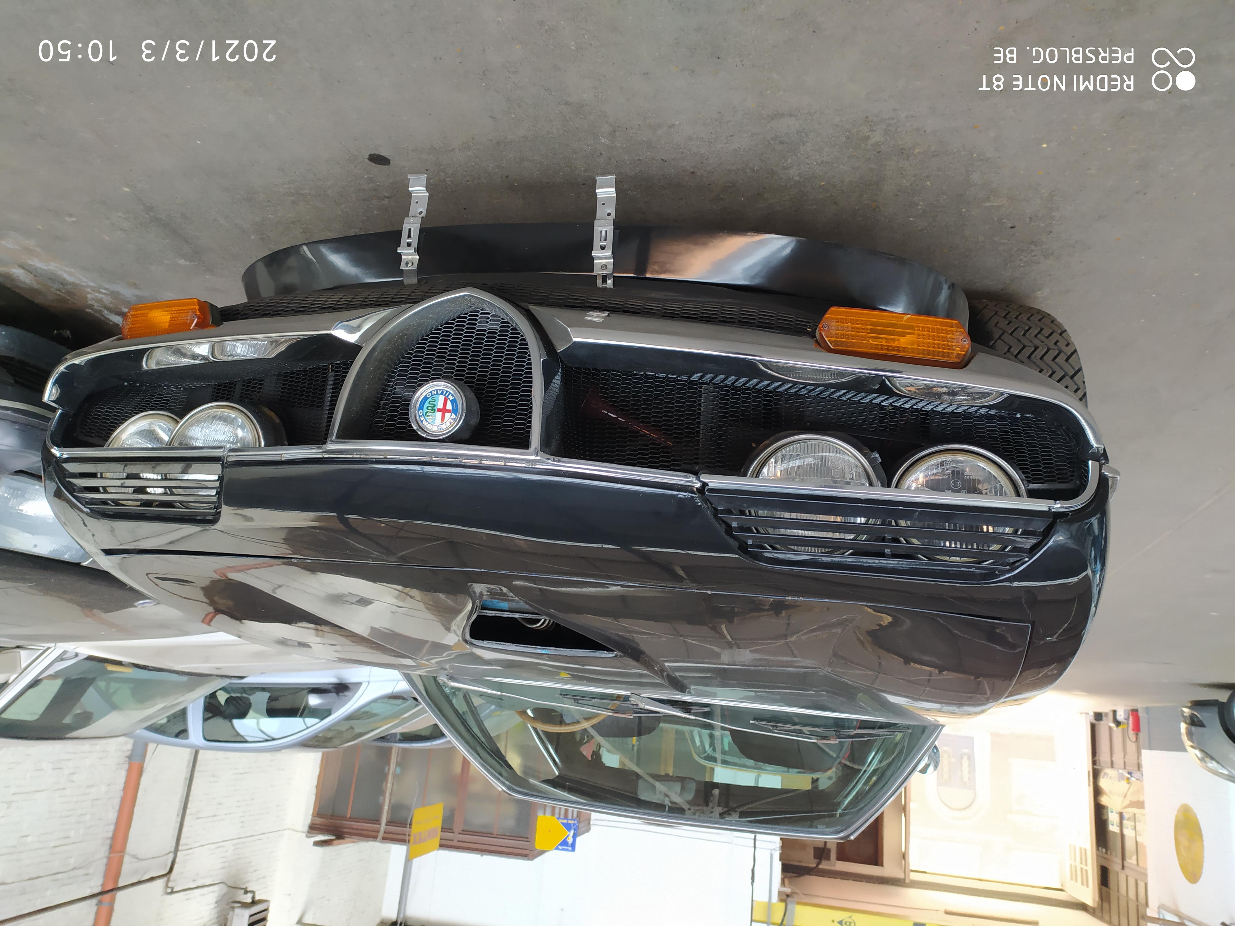 Alfa Romeo Montreal - -Garage De Stoop