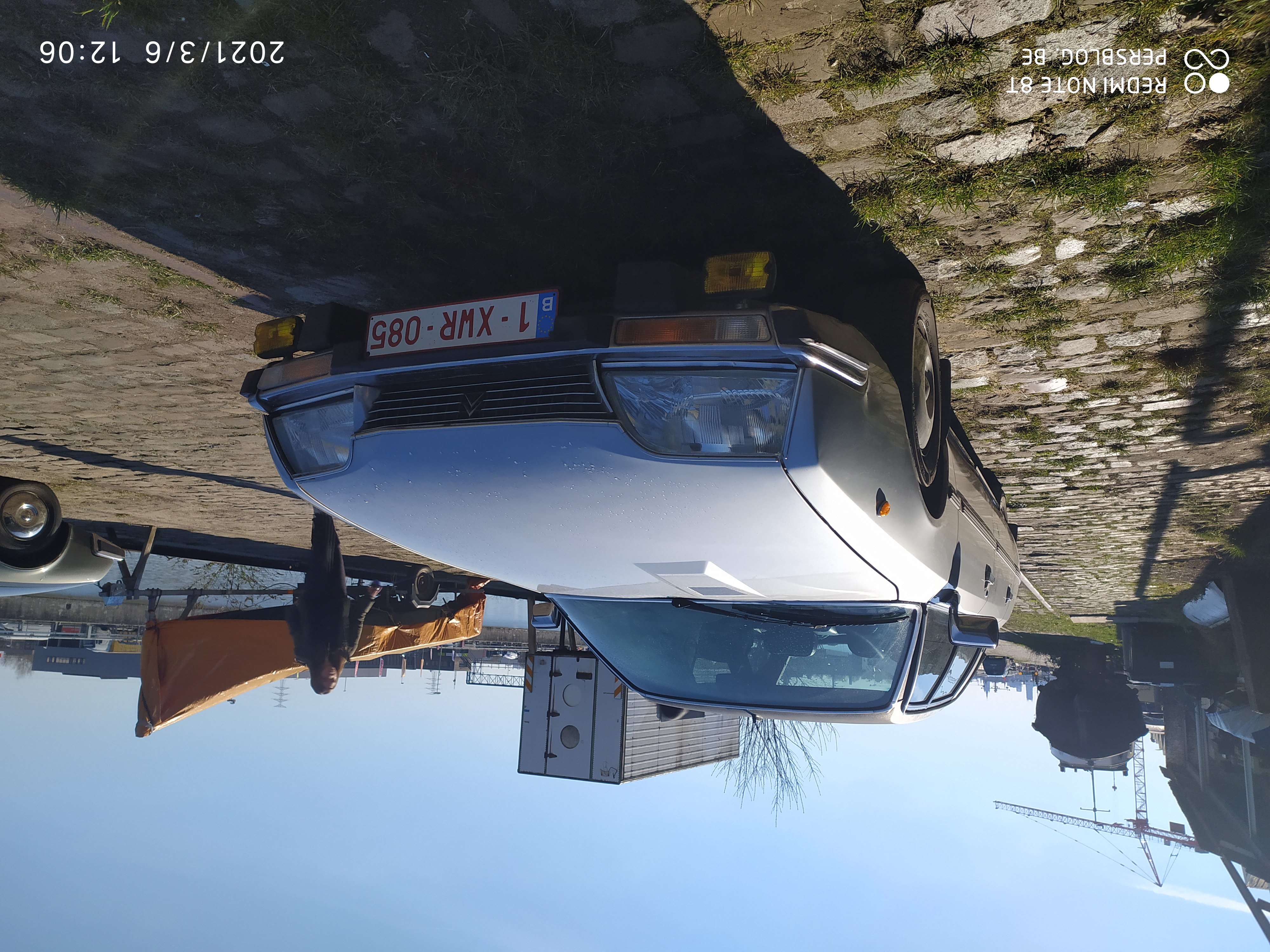 Voorhavenkaai - Citroën CX Prestige