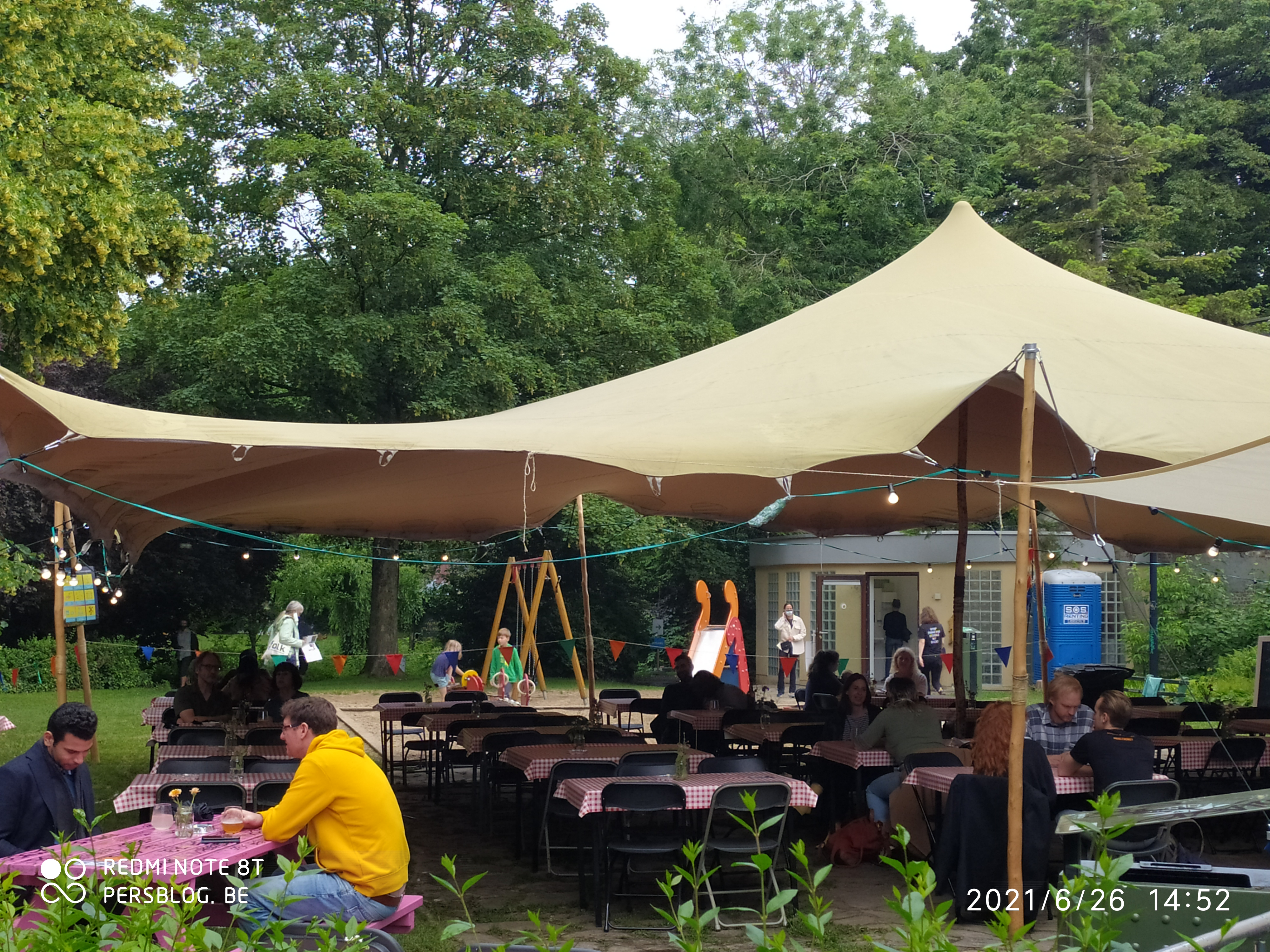 Ferdinand Lousbergkaai - Ossenstraat - Koningin Astridpark - Middeleeuws spektakel IMG_20210626_145915 (21)
