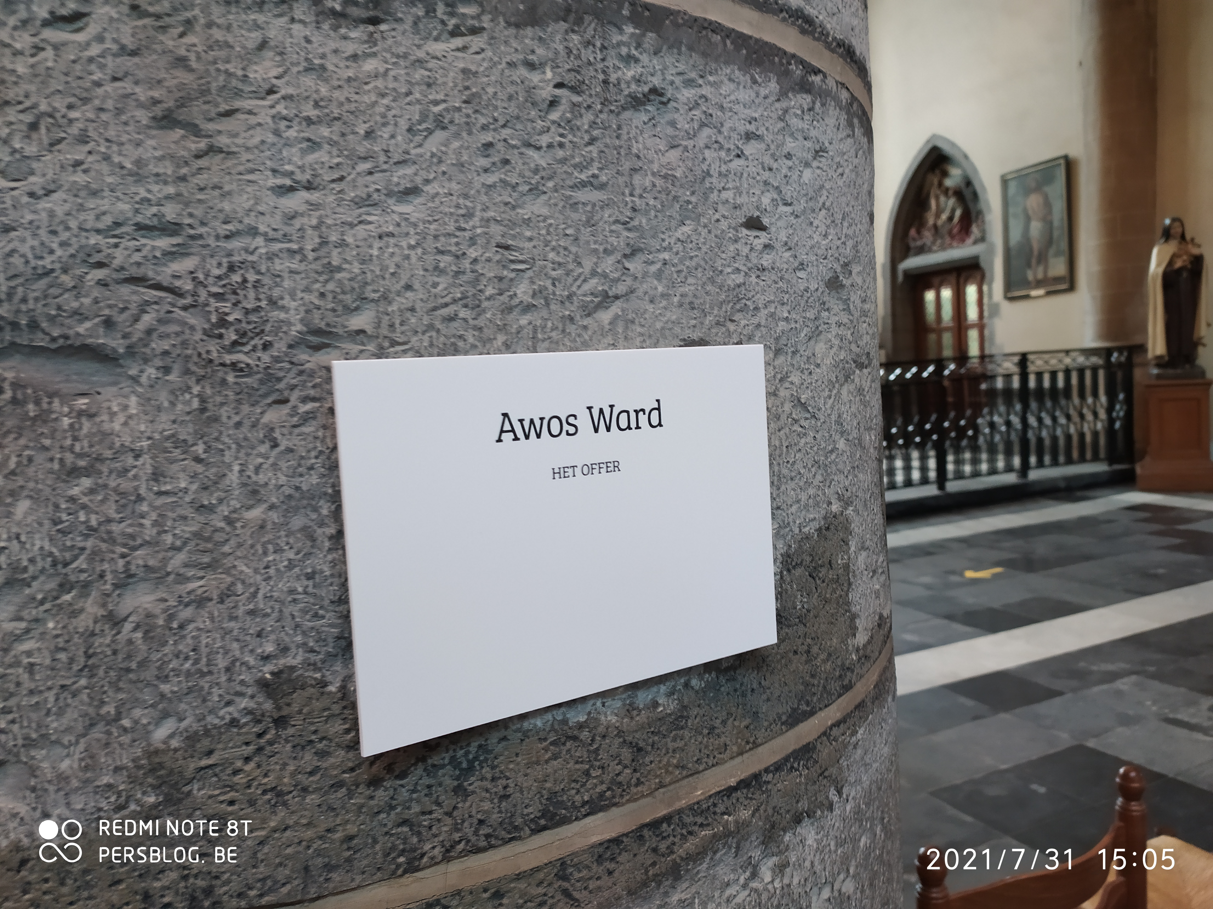 3 Bij Sint-Jacobs - Sint-Jacobskerk - kunstexpositie (7)
